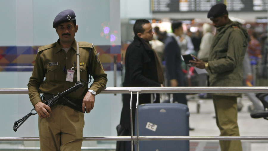 'Don't smile': Indian airport police told to rein in grins because friendly staff 'caused 9/11'