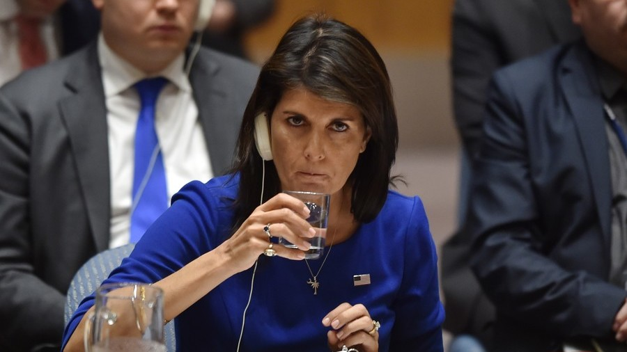 'With us, or against us': Nikki Haley's top threats & accusations at UN