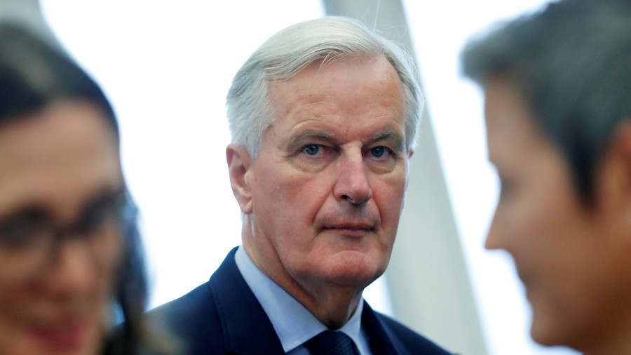 Urgent talks underway as Brexit 'no-deal' crisis continues