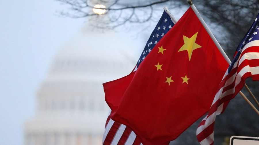 China represents biggest, long-term threat to US interests – FBI director
