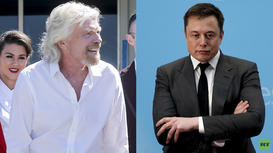 Space race: Richard Branson trolls Elon Musk, says he must sleep more