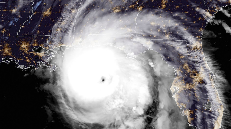 'A once-in-a-lifetime event': Record-breaking Hurricane Michael makes landfall in Florida