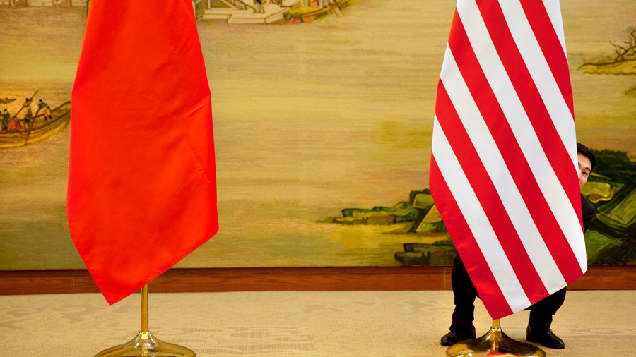 China says US made spy case 'out of thin air'