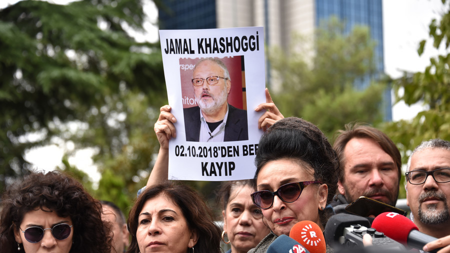'Absolutely disgusting': London museum blasted for hosting Saudi event amid Khashoggi disappearance