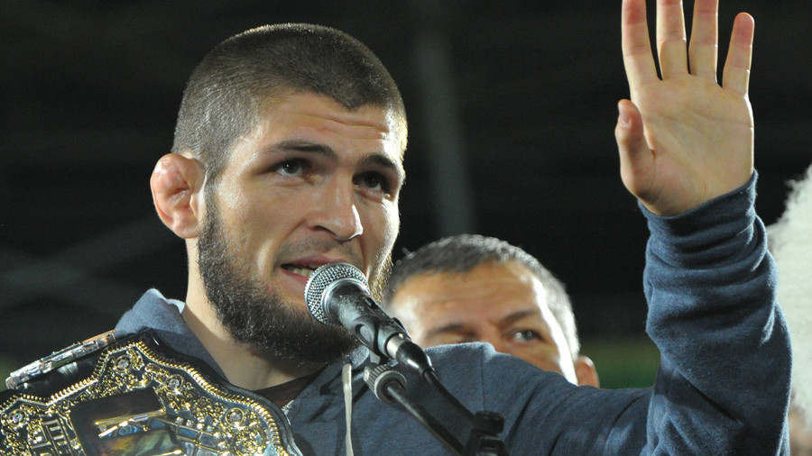 'Send me my broken contract': Khabib threatens to quit UFC if 'brother' banned for Conor punch