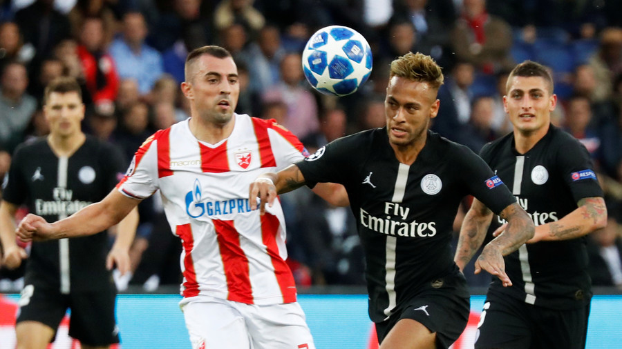 French authorities open investigation into €5mln PSG-Red Star ‎UCL 'match-fixing'