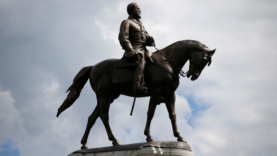 Donald Trump praises Confederate icon Robert E. Lee at OH  rally