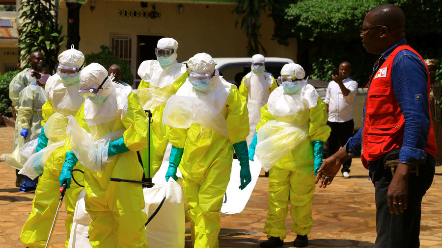 Corpse of Ebola victim stolen by relatives during funeral procession in Congo