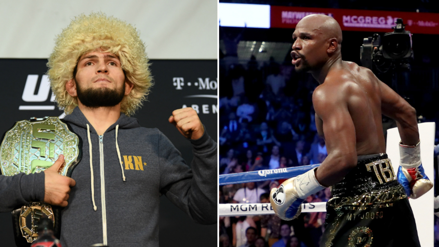 'There's only one king in the jungle' – Khabib calls out Mayweather (VIDEO)
