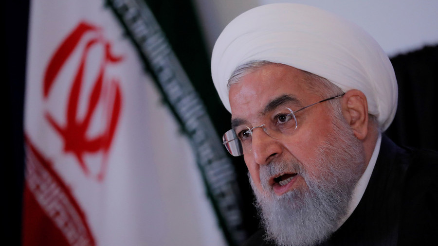 USA wants 'regime change' in Iran: Rouhani