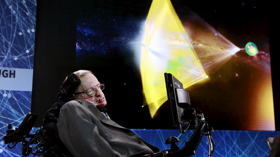Hawking in Posthumous Book Says Superhumans Will Take Over
