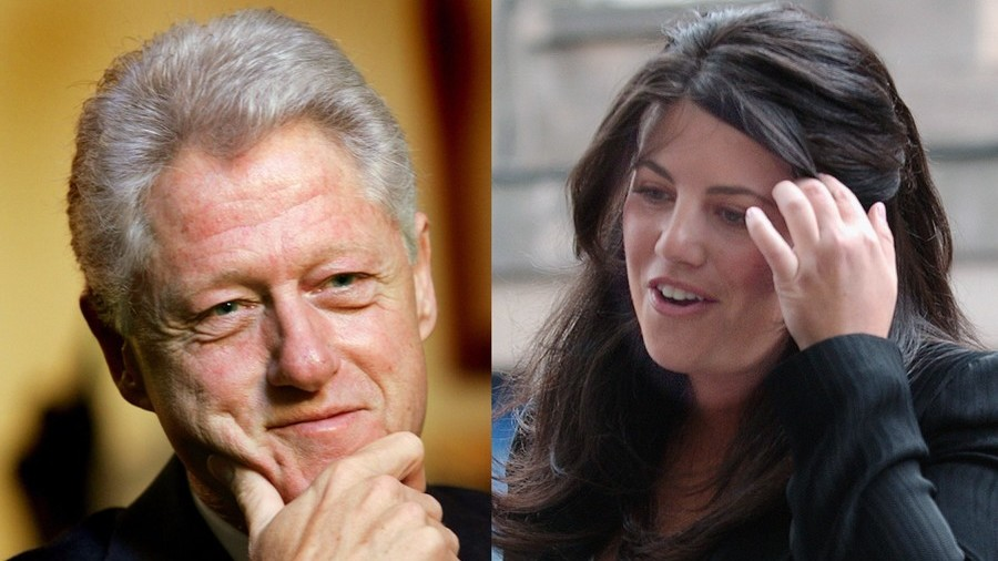Lewinsky was an adult, so Bill did nothing wrong, Hillary Clinton believes