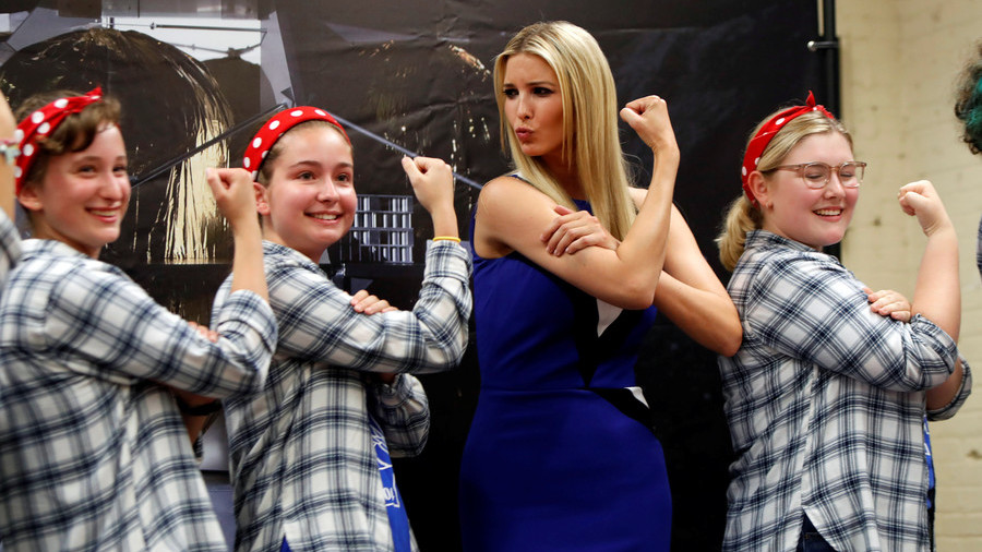 Daily Beast bashed for using Ivanka Trump as 'clickbait' for 'exposé' on Transcendental Meditation