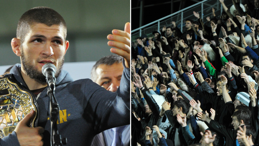 'I used to go in without money. Now, much has changed': Football fan Khabib to kick off local match