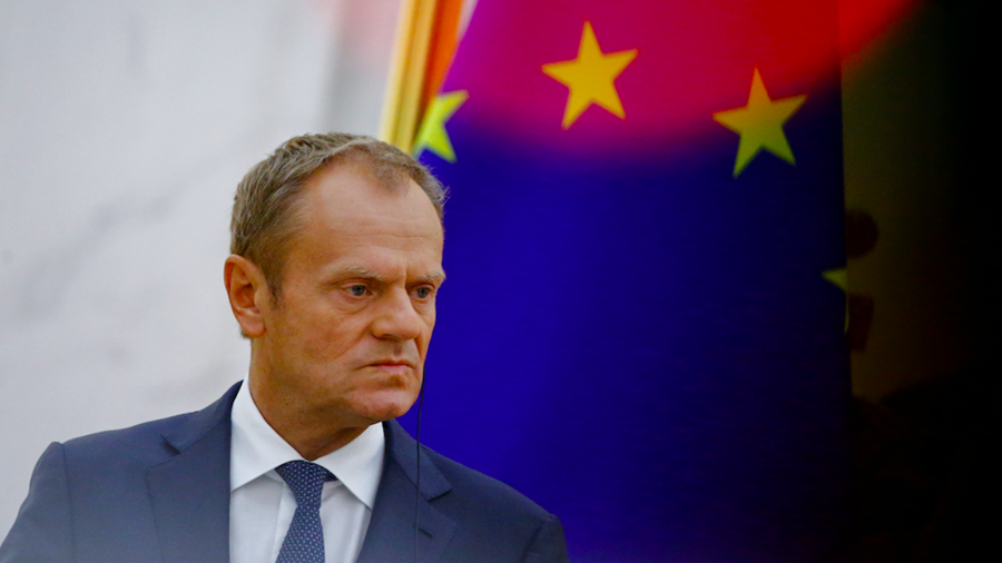 No-deal Brexit is 'more likely than ever,' Donald Tusk tells EU leaders