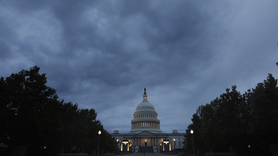 US government budget deficit soars to 6-year high