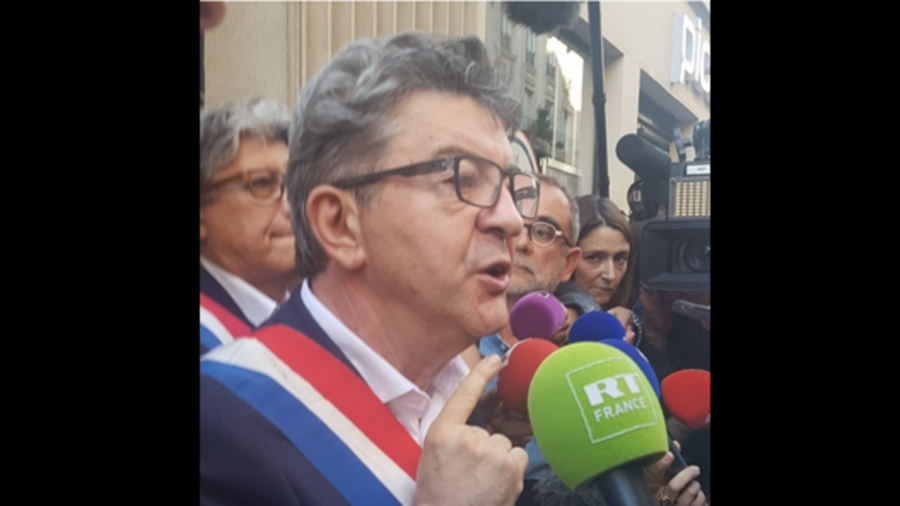 First Le Pen, now Melenchon? Another Macron critic has headquarters raided