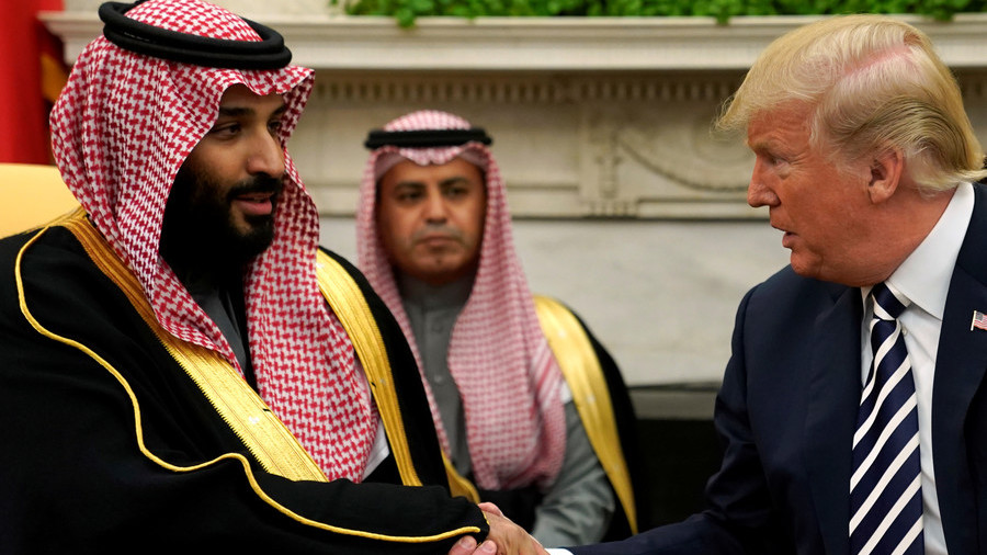 Trump spins cover-up for Saudi killing, signaling no 'turning-point' in US relations