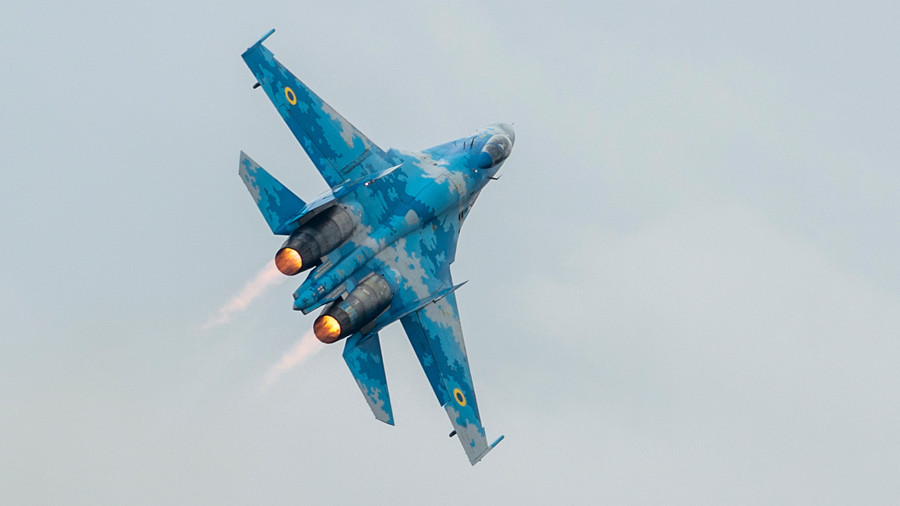 American serviceman killed in Ukrainian Su-27 crash during war games with NATO