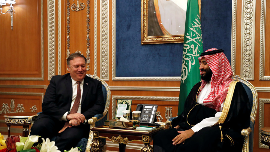 US thanks Saudis for 'transparent' probe as new evidence points to Khashoggi's murder in consulate