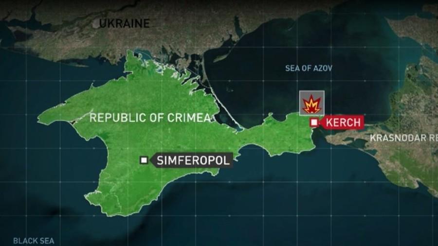 Explosive device caused blast at Crimean college – anti-terrorism officials