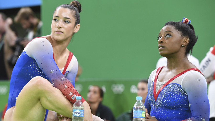 New US gymnastics chief quits citing 'personal attacks' from Simone Biles & Aly Raisman