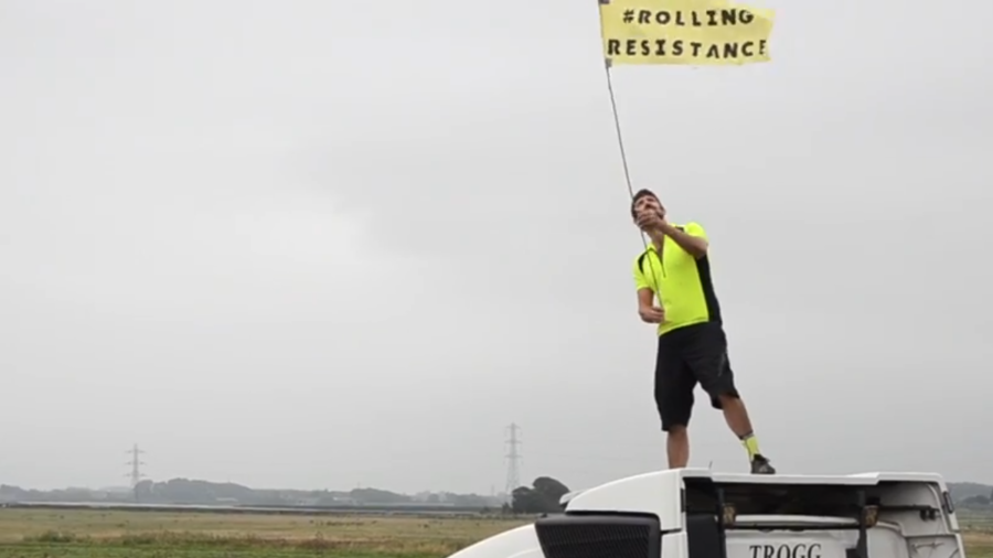 'Fracking Three' freed as court of appeal declare original ruling 'manifestly excessive'