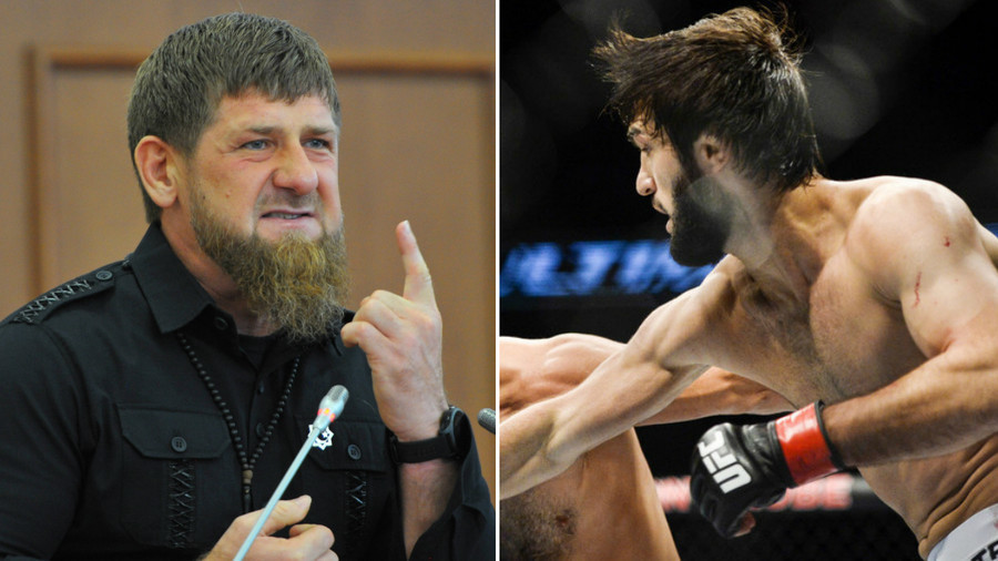 'I saw you slap Conor. That's not our custom': Chechen leader Kadyrov to Tukhugov after UFC229 brawl
