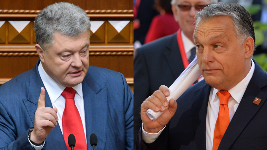 Ukraine apologists pinning Kiev's dispute with Hungary on Russia is completely ludicrous