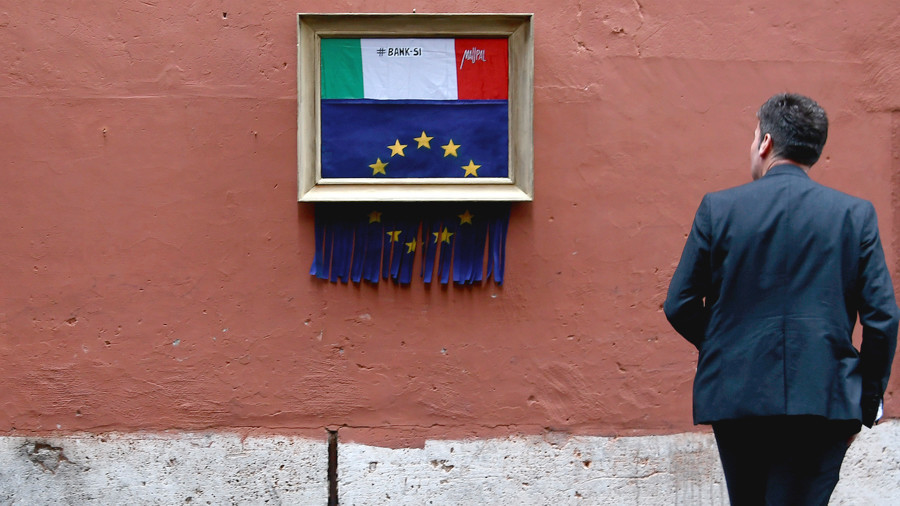 Italexit looming? Majority of Italians would vote to leave EU as immigration tops agenda