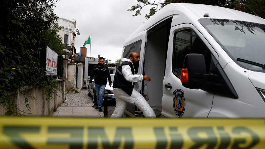 Suspected member of Khashoggi 'hit-team' dies in mysterious 'traffic accident' in Saudi Arabia