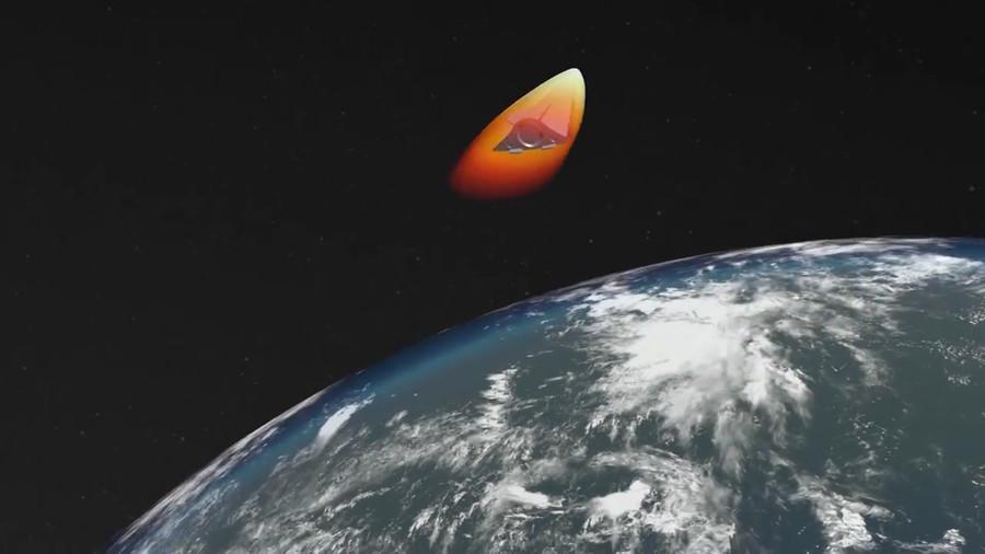 Kết quả hình ảnh cho Avangard Hypersonic Weapon Mach 2