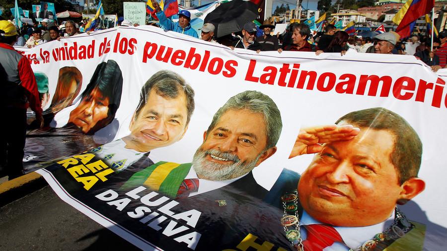 Ecuador & Venezuela expel top diplomats after minister in Caracas called Moreno a 'liar'