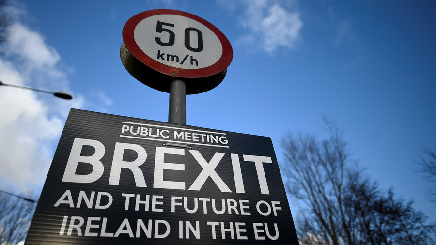 EU's chief Brexit negotiator says Irish border issue could sink whole deal
