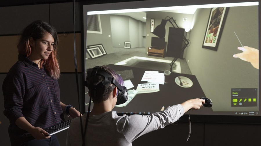 VR study dramatically increases people's compassion by making them virtually homeless