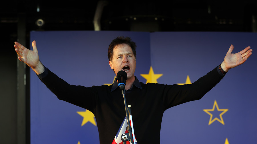 'Facebook really is finished': Tech giant hires Nick Clegg as head of global affairs