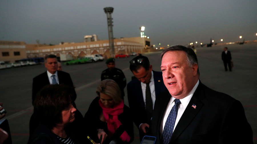 'Out of the question': Turkish FM says he never gave audio of Khashoggi's 'murder' to Pompeo