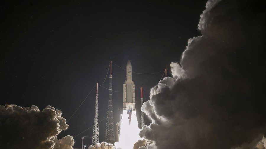 Epic trip to hot planet: First Euro-Japanese space mission to unravel Mercury's mysteries (VIDEO)
