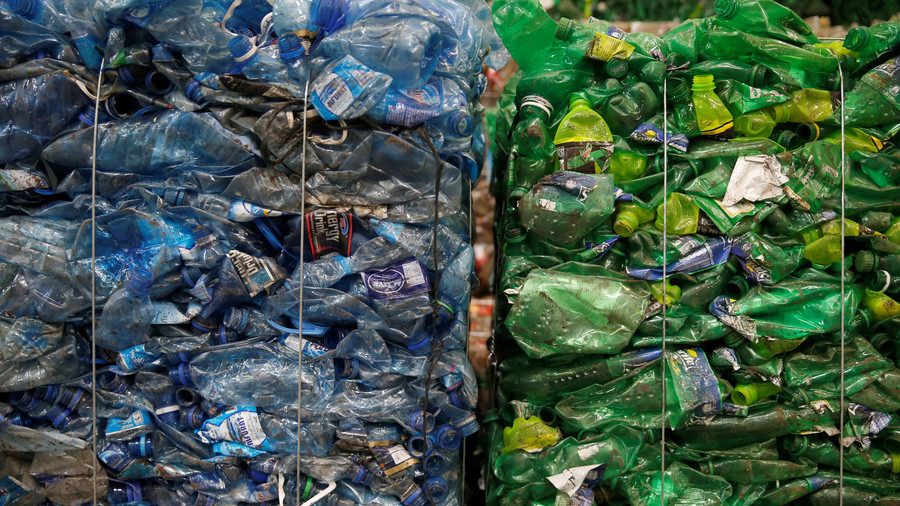 Japan finds itself buried in plastic waste after China stops importing world's trash