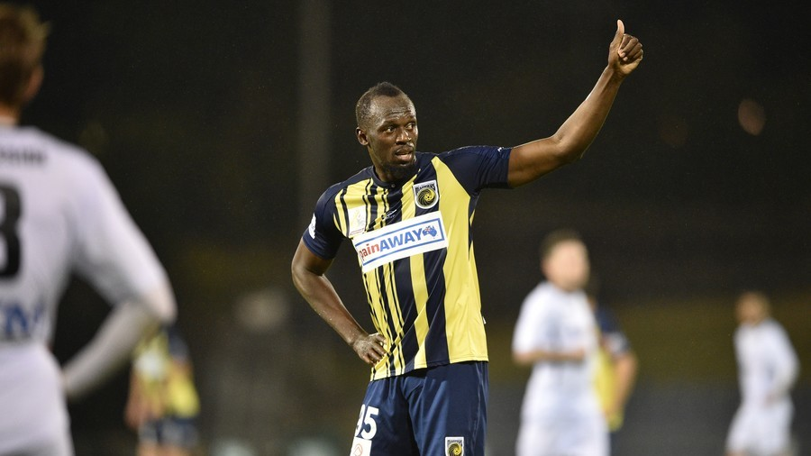 Usain Bolt 'offered Central Coast Mariners deal', according to agent