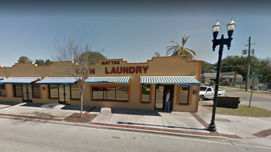 6 people shot outside laundromat in Jacksonville