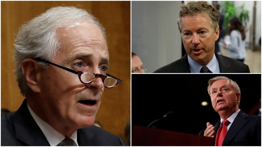 US senators cry foul over Riyadh's 'insulting' Khashoggi story, say crown prince involved in death