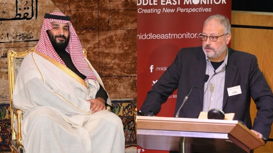 New twist in Khashoggi mystery: MBS spoke to journalist moments before his death, report claims
