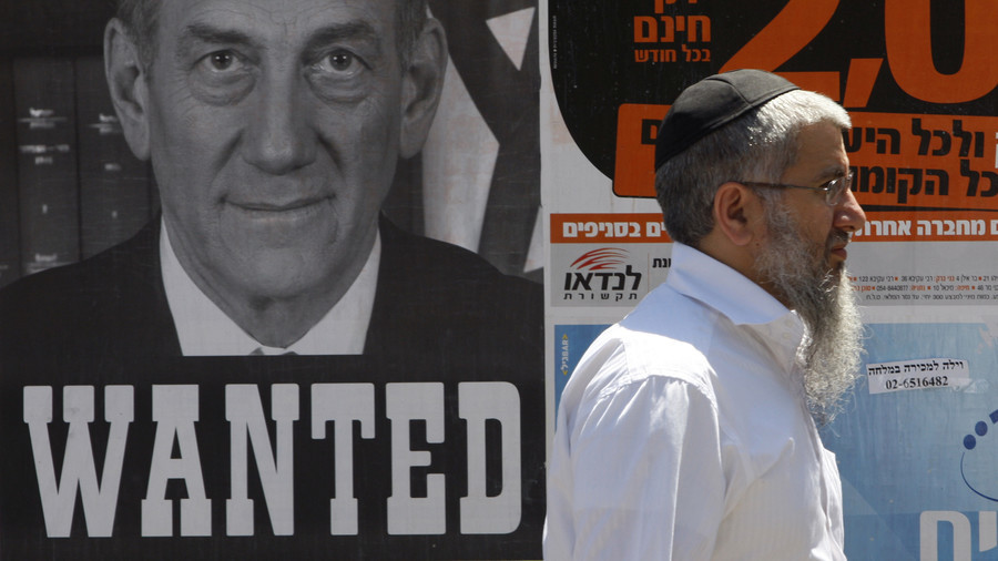 'Big operation' financed by 'rich American Jews' brought me down – Ex-Israeli PM Olmert
