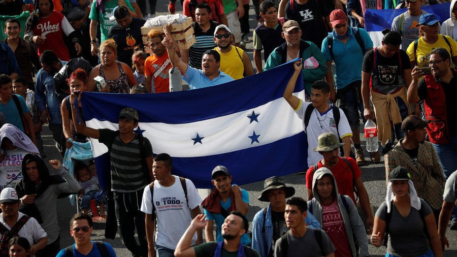 Trump: US to begin cutting aid to Central American nations for failing to stop migrant 'caravan'
