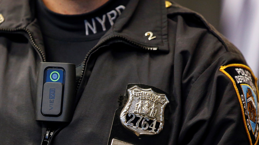 NYPD suspends body cameras for cops after device explodes