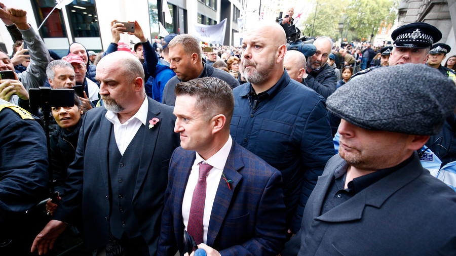 Tommy Robinson: Case referred to Attorney General because it's 'too complex'