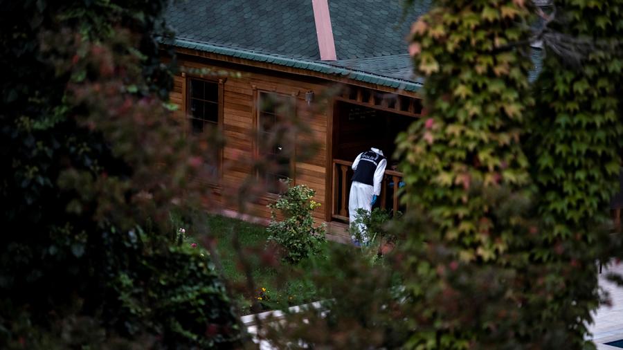 Khashoggi's body parts found in garden of Saudi consul general's home – sources