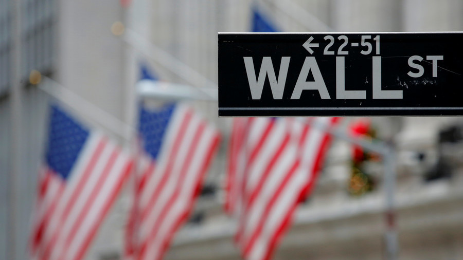 Wall Street opens higher after volatility