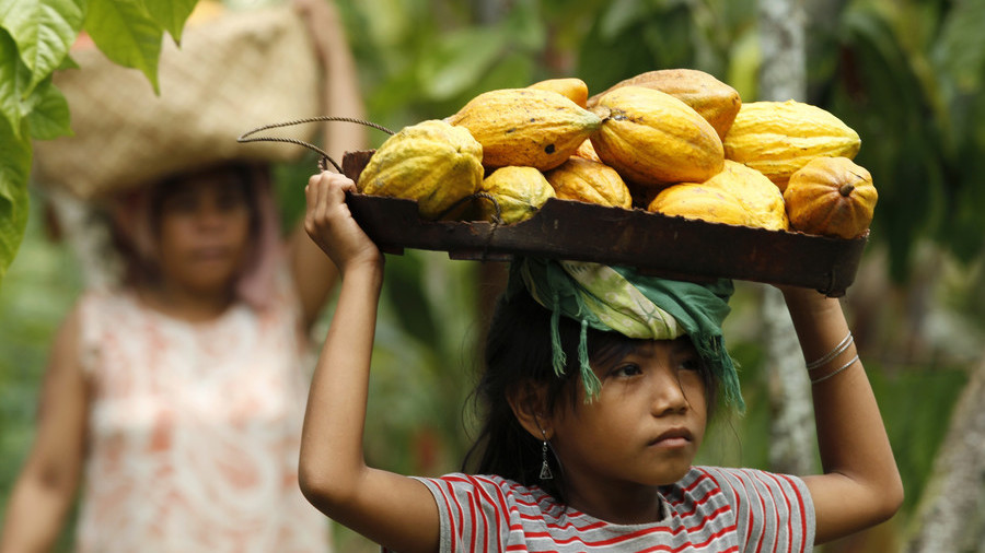 Nestle sued for perpetuating child slavery overseas from headquarters in US